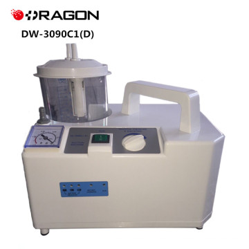 DW-3090C1 (D) Aparato de succión eléctrico portátil aprobado de la emergencia médica del CE