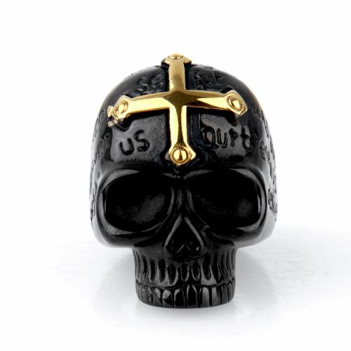 Male Skull Ring