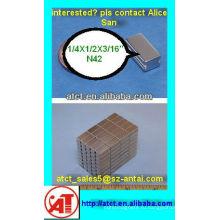 Специальные формы большой блок магнит