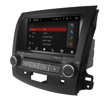 car DVD for Mitsubishi Outlander 2006-2012