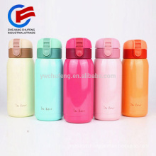 Mini Vacuum Mug Bounce Cap Thermos Stainless Steel Hot Water Bottle Travel Cup