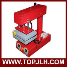 Topjlh chaud Sellilng Sublimation transfert chaleur plaine pneumatique Mini Machine de presse