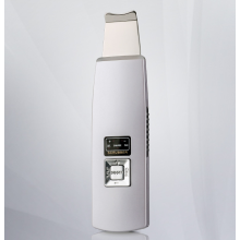 Beauty Care Rechargeable Ultrasonic Ionic Skin Scrubber