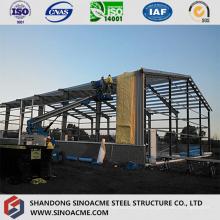 Структура экономической сталь для подвижной Пакгауз