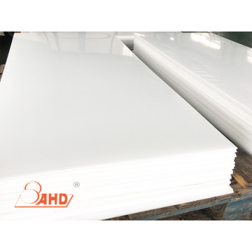 T 3mm Extrusion Blanco POM Delrin Sheet