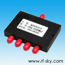 400-800MHz rf high power splitter