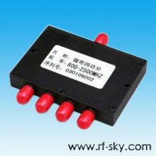 Divisor de alta potência 400-800MHz rf