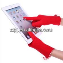 ZF 0382 alibaba Chine nouveaux gants personnalisés à touche intelligente