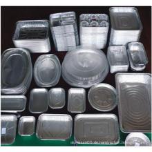 Behälter Haushalt Aluminium / Aluminiumfolie für Lebensmittel 8011, 1100, 1235 O