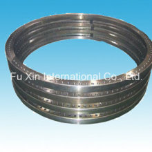 Supply Large Size Wind Tower Forged Steel Flange