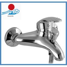 Robinet de mélangeur de robinet de baignoire et de douche à eau chaude et froide (ZR20101-A)