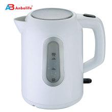 1.7L Handypouring Ligero 2000W Caldera de agua caliente inalámbrica Tetera sin BPA con hervidor de té eléctrico de apagado automático