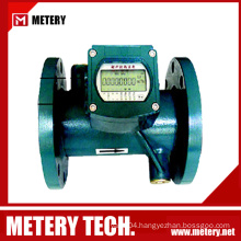 Double channels ultrasonic flow meter china