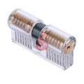 Transparent Ab Kaba Practice Cylinder Lock with 7 Pins