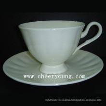 Cup and Saucer (CY-B545)