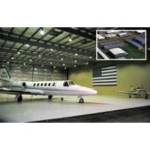 Hangar de aviación de estructura de acero prefabricado (KXD-SSB1311)