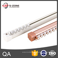 GD38 sistema de trilhos de alumínio com trilhos deslizantes
