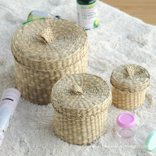 (BC-ST1067) Good-Looking Durable Natural Straw Basket