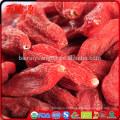 2017 Nova Colheita Seca Goji Berry Original Ningxia wolfberry Venda A Granel