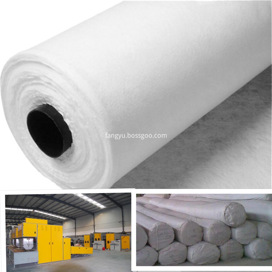 packing of Geo-textile non woven fabric