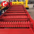 Machine de formage de rouleaux de tôles ondulées