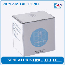 La venta caliente nueva impresión de encargo del logotipo de encargo compone la caja cosmética de la belleza