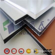 ISO/SGS certificate fireproof aluminum composite panel