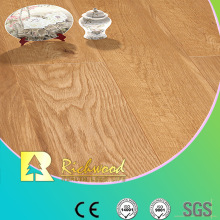 8.3mm Vinyl Plank HDF Oak Walnut Parquet Waxed Edged Laminate Wood Flooring