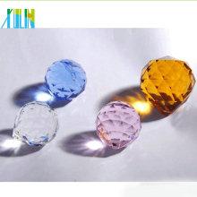 Самые популярные высокое качество машина вырезать стекло хрустальный шар для люстры