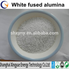Blasting Fused White Corundum/white fused alumina for metal surface polishing