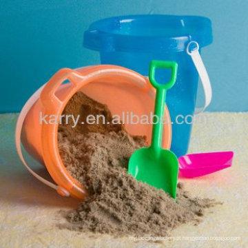 Fornecedor auditado TARGET, areia colorida para crianças