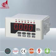 Three phase digital power meter RS485/Modbus 48*96 power meter