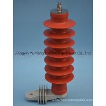 Parafoudre d'oxyde métallique pour les systèmes de c. d.