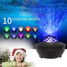 Sternenhimmel-Nachtlichtprojektor mit Fernbedienung