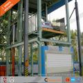 four post column wheel alignment carlift elevator