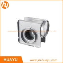 Ventilador de 6 pulgadas Split silencioso tubo ventilación ventilador baño ventilación (520 M3/H)