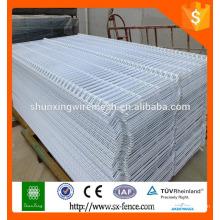 Alibaba Alibaba HDG / Clôture en treillis métallique galvanisé et revêtu de PVC / Clôture en 3D
