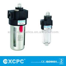 Lubricador-AL/BL-aire de la serie tratamiento de la fuente-aire unidades de elaboración