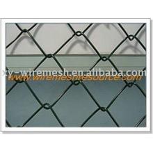 diamond type wire mesh(diamond wire mesh) PVC coated&galvanized