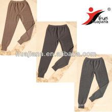 зима 100% кашемир мужские брюки
