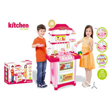 Super Western-Style Shop Küche Spielzeug-Küche Welt Qualität