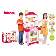 Super Western-Style Shop Kitchen Toys-Kitchen World High Quality