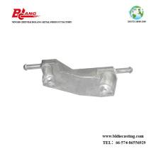 suporte de silenciador de fundição de alumínio
