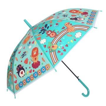Nettes kreatives Tierdruck-Kind / Kinder / Kind-Regenschirm (SK-17)