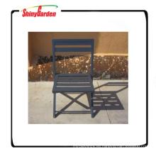 Silla portátil de aluminio plegable
