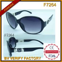 Moda gafas de sol polarizadas y gafas de sol deportivas (F7264)