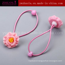 Children Hair Ornaments with Flowers