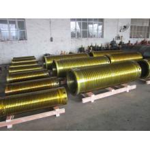 Customized winch rope drum for sale