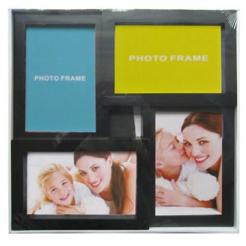 Gut verkaufen 4 Öffnungen Collage-Fotorahmen