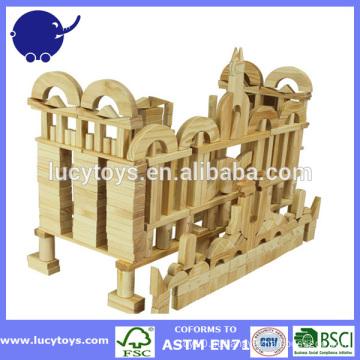 Construção, madeira, cidade, predios, blocos